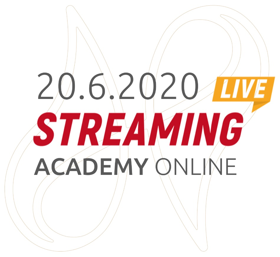 Ticket stream at the academy 6/20/2020