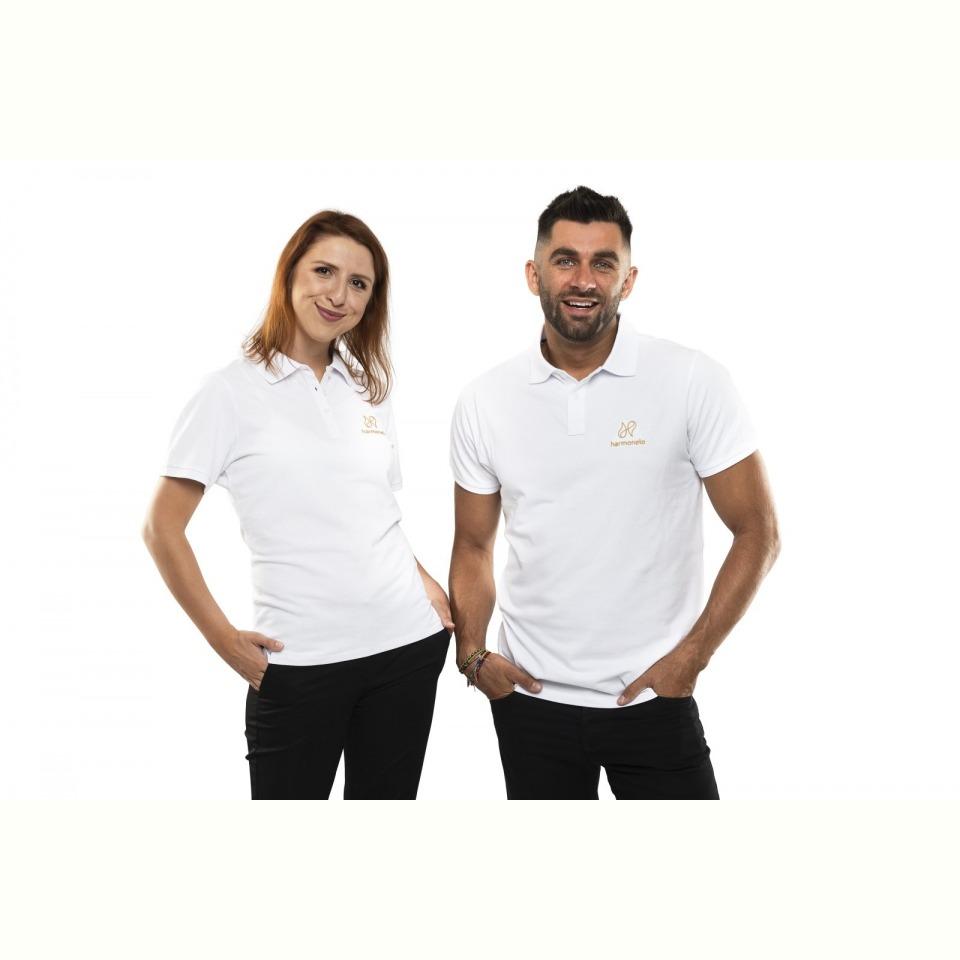 Harmonelo polo T-shirt men L